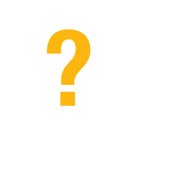 Magnifying glass with question mark